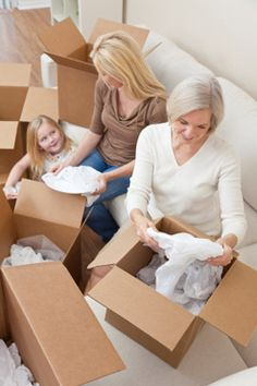Moving seniors is never as simple as we'd like, but by following these tips, it can be made easier for everyone.