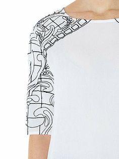 Embroidered split back top Summer, Tops, Summer Time