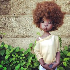 [Pics] These Realistic Looking Black Dolls Are Being Shared All Over the Internet