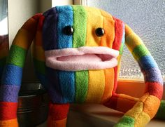 Rainbow Pocket Monster Plushies LGBT PrideLimited ED by htavos, $30.00