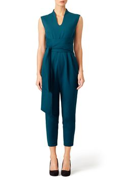 Rent Kora Jumpsuit by Tibi for $40 only at Rent the Runway.
