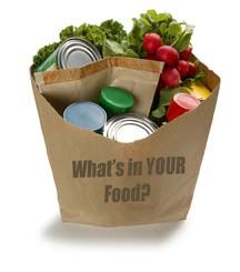 GMO food and its complimentary herbicides/pesticides are in upwards of 70% of processed foods -- KNOW WHAT's IN YOUR FOOD --
