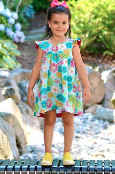 Bohemian Babydoll Dress and Top Pattern   ELEGANCE & ELEPHANTS