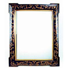 Wayborn Emperor Hand Painted Mirror
