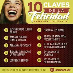 10 claves para la felicidad