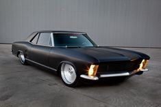 If Al Capone would have lived to see the 1960s, he would have ditched his 1928 Cadillac V8 Town Sedan for this 1963 Buick Riviera Custom. Capone died in 1947, but for some reason we can imagine him stepping out this car with a Tommy in his hands.