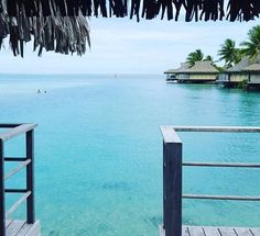 Every day should start like this! Photo: @kblakeh1 moorea.intercontinental.com #ICMoorea #Moorea #FrenchPolynesia