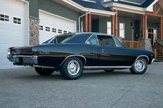 1967 Pontiac Beaumont (GM of Canada) - Part Tempest-GTO / Part Malibu-Chevelle