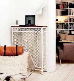 Stylish Radiator Cover Ideas For Summer