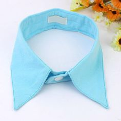 New Fashion Women Fake Collar Solid Color Ladies Neckline Collars Decoration Casual Collars Women Clothes Accessories