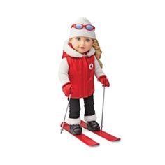 Newberry(TM/MC) Canadiana Ski Girl 'Madison™' Fashion Doll - Sears | Sears Canada
