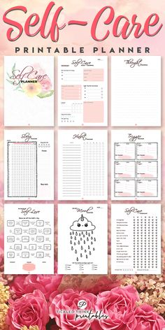 Coping with uncertainty and stress every day can be daunting and can take so much toll on our mental health. In difficult times like this, this self care printable planner will help you maintain a healthy relationship with yourself, increase self love and happiness, improve mental health and your overall well-being. Helping you live a happier life!