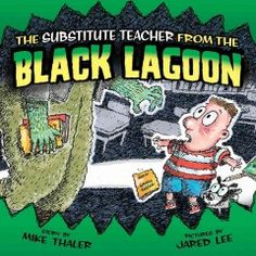 JJ FAVORITE CHARACTERS BLA. An elementary school class must contend with a substitute teacher that seems like the monster Frankenstein.