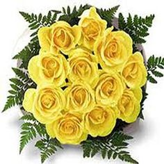 flowers bouquet roses yellow - Google Search