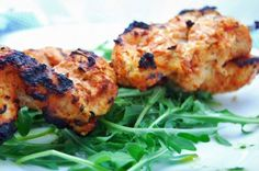 Entrée: Spicy-Greek-Yogurt-and-Lime-Marinated Chicken from 10 Recipes for a Libido-Boosting Valentine's Day Dinner Slideshow