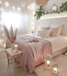 30 ideas to decor your bed room in 2019 winter you can copy you need a warm bedroom.The weather is colder day by day. so we collected about 30 bed room decoration ideas for you.you can copy it. Warm Bedroom, Room Ideas Bedroom, Bedroom Decor, Bedroom Furniture, Modern Bedroom, Girls Bedroom, Hippie Bedrooms, Furniture Design, Furniture Ideas