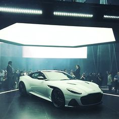 Unveiled this evening in London... the new Aston Martin DBS! Looks damn nice to me... #astonmartin #dbs #gumball3000 #londontotokyo…