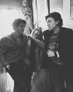 The Vamps and New Hope Club. Brad Simpson and Tristan Evans. Will Simpson, Brad Simpson, New Hope Club, A New Hope, Celebrity Crush, Celebrity News, Blake Richardson, Declan Mckenna, Reece Bibby