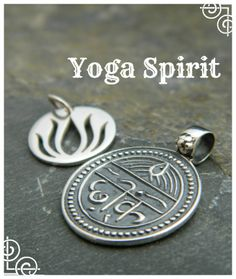 Explore our whole collection of Yoga Spirit Silver Charms http://www.ninadesigns.com/bali_bead_shop/list/Yoga_Spirit/newest/40/1