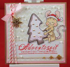 Tinas kreative Seite - #2 von 24 Squares for Christmas