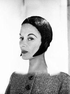 Horst P. Horst, Model Lisa Fonssagrives, 1954