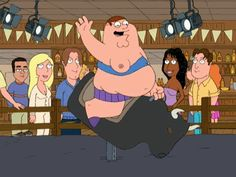 Bull Riding Like a Boss! Peter Griffin Meme, Family Guy Peter Griffin, Stewie Griffin, Reaction Pictures, Best Funny Pictures, Funny Images, Family Guy Cartoon, Ugly Americans, 1 Gif