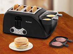 5 Multi-Tasking Breakfast Gadgets - I want these!!!