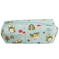 Children's Pencil Case- Owl - Available now on Becky & Lolo