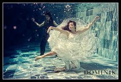 Underwater Pre Wedding Photography Bali