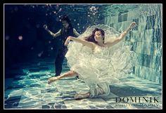 Underwater Pre Wedding Photography Bali