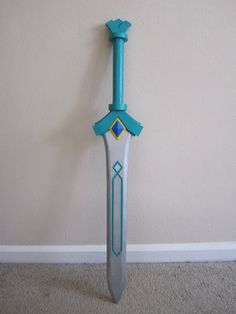 Goddess Sword replica - Cosplays prop from The Legend of Zelda: Skyward Sword