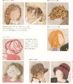 different ways of doing hair - All the Girls