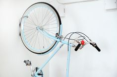 Leonardo Wall Hook - good cheap option for bike storage.