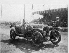 LE MANS 1924 - Bentley 3 Litre #8 -  John F. Duff - Frank Clément