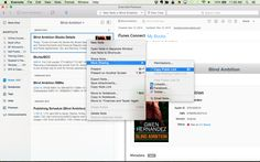 How to use Evernote to save links in Scrivener.