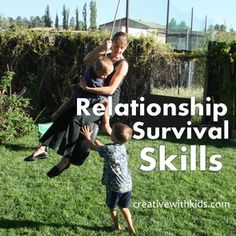 Dealing with Parenting Rage, Part 2 - Relationship Survival Mode and Taking Care of Yourself