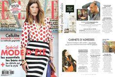 Les Folles Marquises dans le magazine Elle (édition Lille) du 25 avril 2014