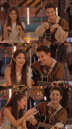 Disney Channel, Sou Luna Disney, Son Luna, Ross Lynch, Disney Films, Best Couple, Best Shows Ever, Ariana Grande, Cute Couples