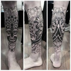 Check which tattoo suits you best. Dope Tattoos, Leg Tattoos, Blackwork, Maori Tattoo Designs, Maori Tattoos, Different Tattoos, Tattoos Gallery, Skull And Bones, Mandala Tattoo