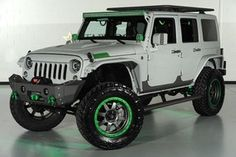 SOLD!!! 2014 Jeep Wrangler Project Green Shadow in Dallas, Texas