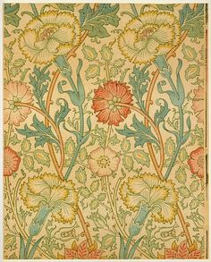 The Arts and Crafts Movement and William Morris #artsandcraftsmovement,