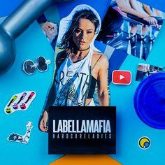 Pra quem precisa de inspiração fitness, treinos da Alice Matos pelo mundo no canal da Labellamafia! #FazendoArteNaDia #scrapbooking