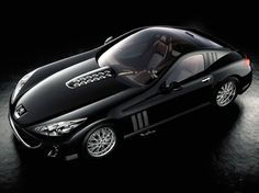 French Concept Cars: Peugeot 907 Concept