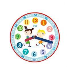 Tic tac, de Janod  Entretenido juego de cartas para aprender la hora asociando una escena del dia.... y viceversa.