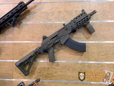 Magpul AK, Don't really like these stocks on AK's but this one looks nice!