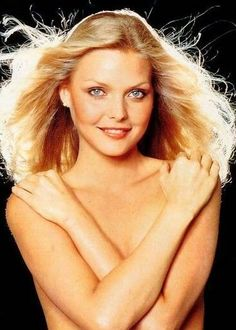Michelle pfeiffer, Bikinis and White bikinis on Pinterest Michelle Pfeiffer Young