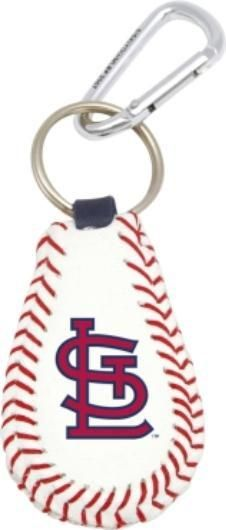St. Louis Cardinals Keychain - Classic Baseball