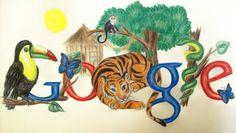 Dia da Terra NO GOOGLE HOJE - Pesquisa Google
