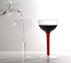 Stem Fillable Wine Glasses