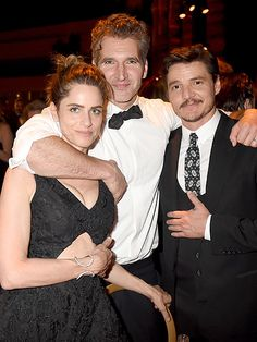 Conventions et autres sorties - Page 6 0626577afd4c45c8fa878f278bd86caf--david-benioff-pedro-pascal